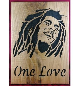 "Bob Marley "" One Love """